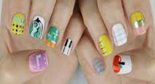 Nails Back to School
