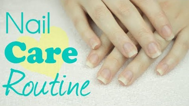 My Nail Care Routine – Beauty Tips