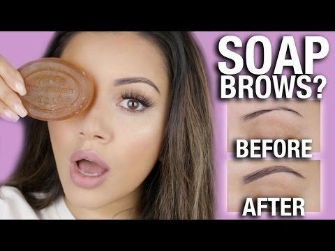 Soap Brows Tutorial – Kaushal Beauty