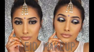 Blue Halo Eid / Indian Wedding Makeup