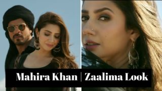 Mahira Khan Inspired Makeup Look