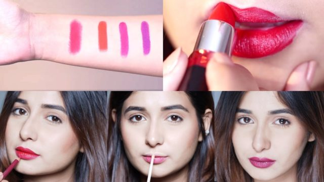 Lipstick Tips and Tricks For Beginners