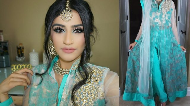 Eid Makeup and Hair – Kaur Beauty